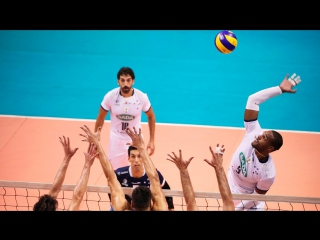 Top 20 best volleyball actions by leal