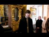 Сотрудники кинокомпании «Союз Маринс Групп» посетили храм Собора Пресвятой Богородицы в Нижнем Новгороде