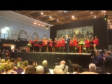 Прямая трансляция открытия выставки «Школа и Академия акварели Сергея Андрияки» в ЦВЗ «Манеж».