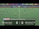 Метрострой - Динамо-Строитель