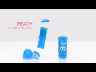 Twistshake – a new generation of baby bottles
