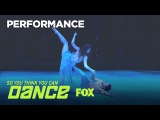 Taylor &amp Robert's Contemporary Performance  Season 14 Ep. 14  SO YOU THINK YOU CAN DANCE