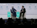 Илон Маск на Мировом Правительственном Саммите в Дубае 12.02.2017 На русском