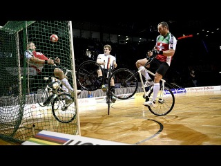 Cycle-ball - 2016 UCI Indoor Cycling World Championships