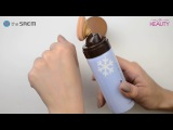 Охлаждающий BB крем c тройным действием The Saem Eco Soul Cooling Ice BB
