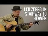 How To Play Stairway To Heaven Part 2 - Guitar Lesson - Led Zeppelin - Jimmy Page