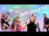 emo quartet on crack // 15k special | Clifford Clouds