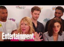The Originals' Julie Plec Reveals Hayley's Friends With Benefits SDCC 2017 Entertainment Weekly