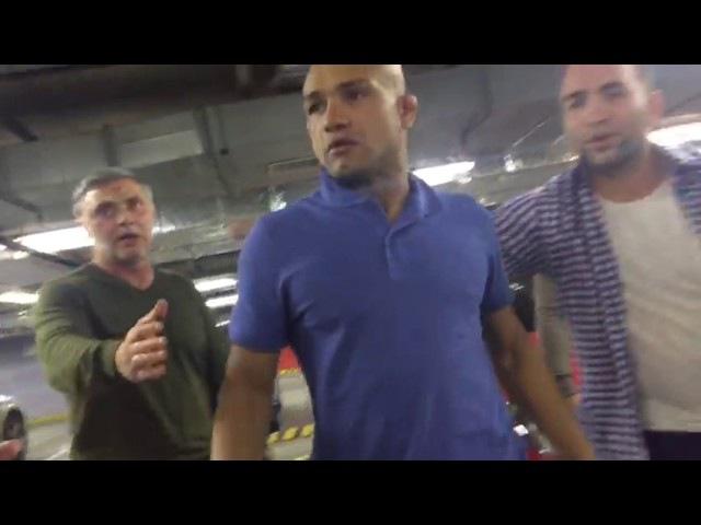 «Он выпил лишнего на банкете…». В Екатеринбурге бразильский чемпион MMA Диего Брандао после победы над россиянином утроил пьяный