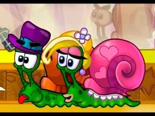 Мультфильм Улитка Боб 5 Любовная история Прохождение онлайн игры