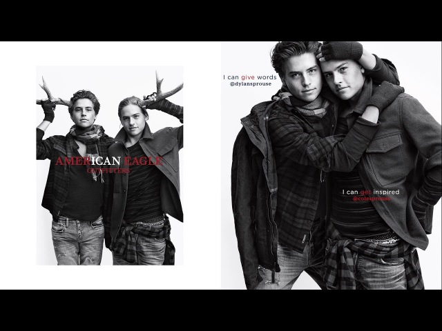 GIVE LOVE. GET JOY: DYLAN AND COLE