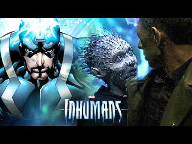 ЧТО ПОКАЖУТ В ФИЛЬМЕ НЕЛЮДИ 2018? WHAT TO SHOW IN THE FILM Inhumans?