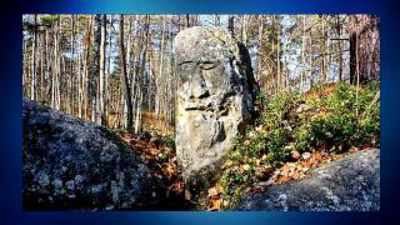 Тайна Усть Тасеевского каменного идола Необычные истории