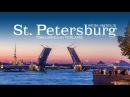 White nights in Saint Petersburg Timelapse Hyperlapse Белые ночи в Санкт Петербурге
