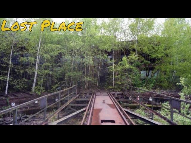 Lost Place | Alter Lokschuppen Aschaffenburg