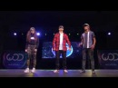 Best dubstep dancers world of dance dance battle