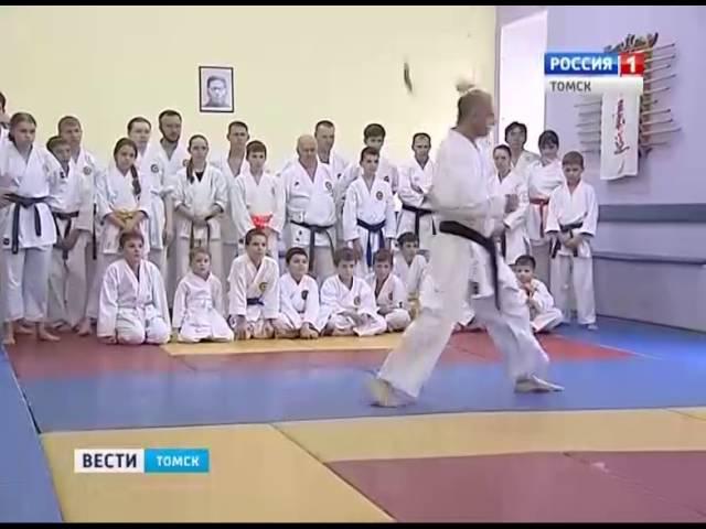 Дайдокай (Бийск) на 10-м Семинаре Ф.Пельны по кобудо тэссинкан и самозащите