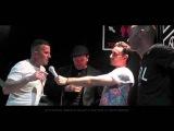Johny Pach PACHTAG - East 17 gig - Johny Pach gate crasher!