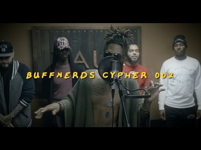 BuffNerds Cypher - Flyght, J. Rob The Chief, Sincerely Collins, Seven Trill, Stevie Hardy