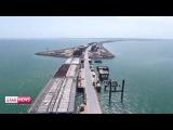 Крымский мост от России до Крыма! май 2017!