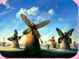Фантастический волшебный мир земной и неземной красоты!