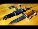 Боевой штык-нож АК-74. Обзор ветерана ВДВ.