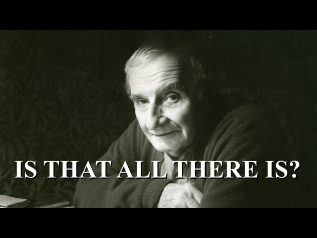 Lindsay Anderson : Is That All There Is? (1992)