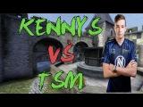 CSGO POV ENVYUS kennyS vs TSM (2216) cobblestone @ IEM Gamescom 2015