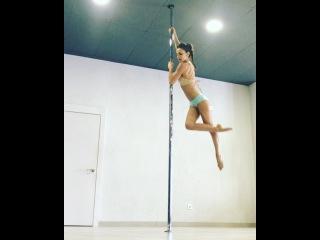 Pole dance Marion Crampe • Jun 29, 2017