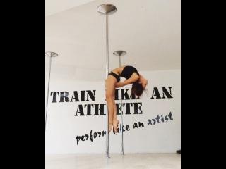 Pole dance Marion Crampe • Jan 26, 2017