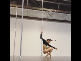Pole dance Marion Crampe • Feb 24, 2017