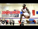 Zion Williamson is the Best Mixtape Player of our Generation!! The Next Lebron!