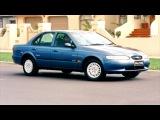 Ford Falcon GLi Sapphire II AU spec EL 02 08 1998