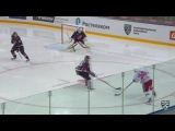 КХЛ (Континентальная хоккейная лига) - Моменты из матчей КХЛ сезона 16/17 - Авангард - Автомобилист.