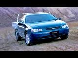 Ford Falcon Ute XL Tradesman AU spec BA 2003