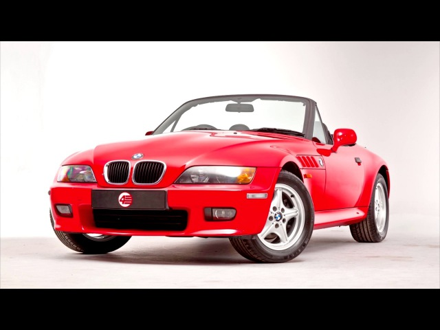 BMW Z3 2 8 Roadster UK spec E367 1997 2000