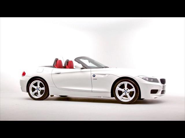 BMW Z4 sDrive20i Roadster M Sport Package UK spec E89 09 2011 12