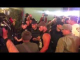Отмена концерта LOBODA в Одессе в связи с минированием здания PART 1 Опубликовано 28 мая 2017 г httpsyoutu.ben1kj75BHq90  Продюсер Лободы о беспорядках на концерте Украина на рубеже гибели культуры Нонна Амбарцумян  Перед выступлением протестующие