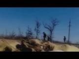 02.06.2017 12:54 АТОшники сорвали «режим тишины»: статистика за сутки Донецк, 2 июня.  Ополченцы ДНР разминируют дорогу. У