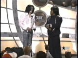 Michael Jackson and James Brown - 2003 BET Awards