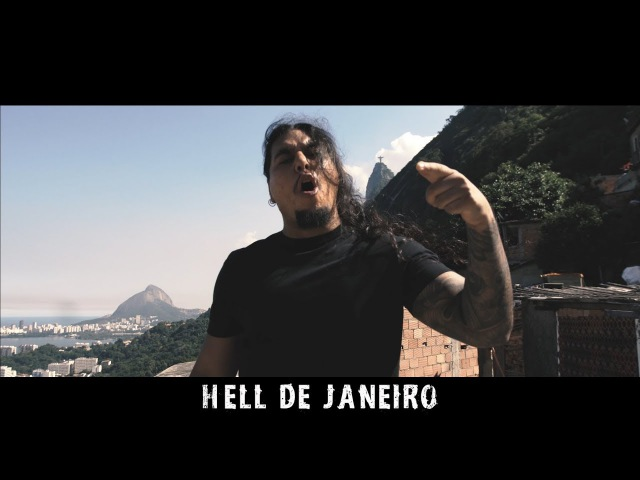 LACERATED AND CARBONIZED - Hell de Janeiro [Official Video]