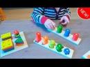 Развивающие занятия для детей по Монтессори. Nataly Gorbatova