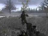 Прохождение Call of Duty Modern Warfare.Миссия 13,Все в камуфляже.(Миссия в Чернобыле).