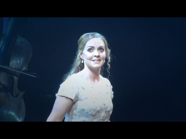 Frida Engström sings Think of me from The Phantom of the Opera