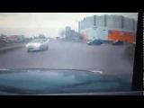 ДТП на ул. Интернациональной в Калининграде. 21.02.17