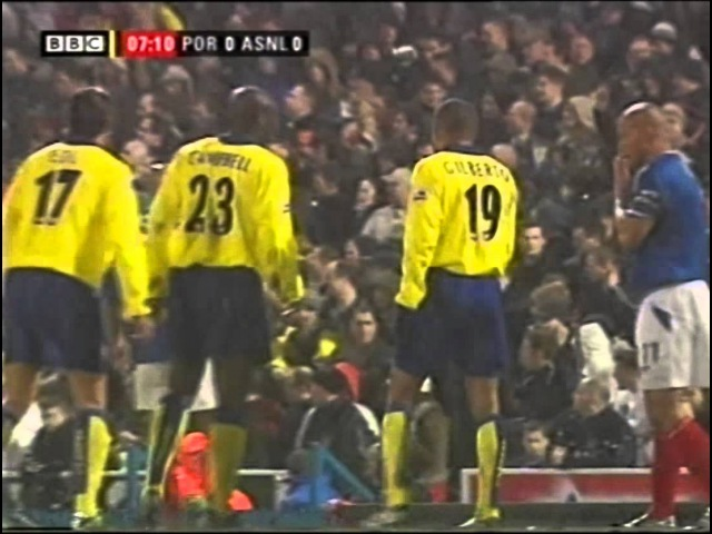 Portsmouth 1-5 Arsenal 2003/04 FA cup FULL MATCH