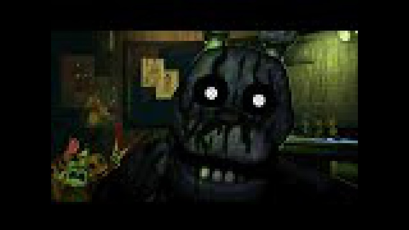 Five Nights at Freddy's 3 Phantom Bonnie Jumpscare ( Fan Made) New FNAF 3 Jumpscare