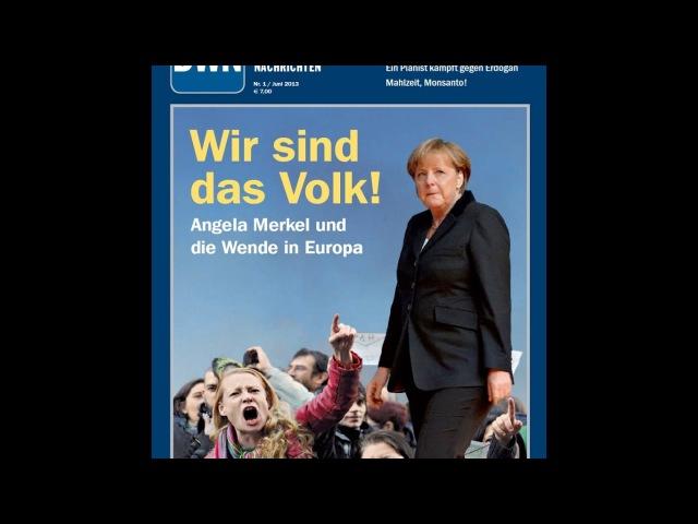 Merkel immer dreister! Bundesregierung plant Wahlrecht für Migranten ohne deutschen Pass