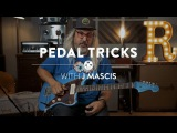 How to Stack Fuzz and Drive Pedals with J Mascis of Dinosaur Jr.  Reverb Pedal Tricks