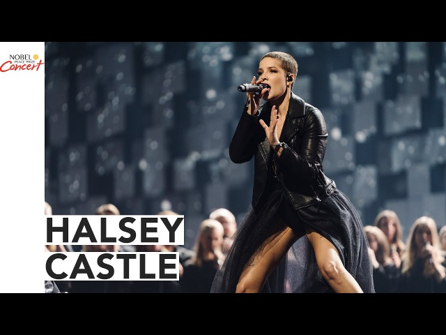 HALSEY - CASTLE - The 2016 Nobel Peace Prize Concert